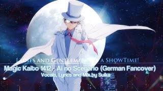 Magic Kaito 1412 -  Ai no Scenario [German Fancover]