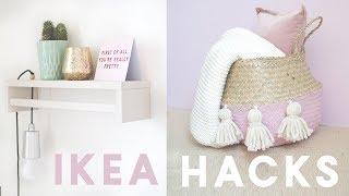 Ikea Hacks and DIYs for 2018 | Home Decor DIY Ideas on a Budget