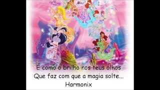 Winx Club - Harmonix Lyrics (EU-PT)