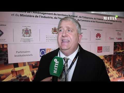 Video : Symposium de la Fibre optique et des Bâtiments connectés : Déclaration de Jacques Fiorella