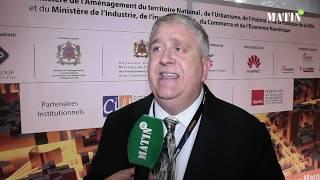 Symposium de la Fibre optique et des Bâtiments connectés : Déclaration de Jacques Fiorella