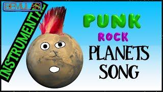 Bemular - Punk Rock Planets Song (instrumental)