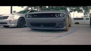 Seven Nation Army (Glitch Mob Remix)-iMovie Car Video