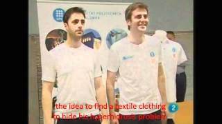 Sutran sweat shirt and hyperhidrosis