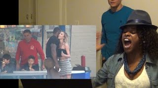 Black Girl's reaction to her Boyfriend Caught Cheating! PART 2