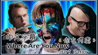 Where Are You Now《你在何處》- Bart Baker (Skrillex feat.Justin Bieber) 惡搞版中文字幕