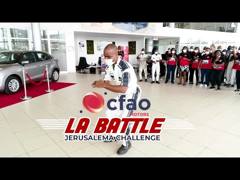 Jerusalema Challenge CFAO Motors Côte d'Ivoire Master KG : La Battle