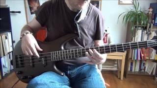 Blur - Parklife (Bass Cover)