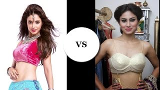 War Of Boobs : Shesha vs Shivanya, Mouni roy vs Ada khan Sexy war