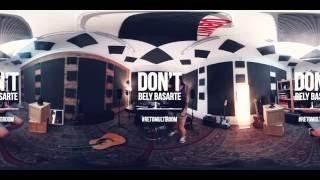 Ed Sheeran - Don't | Bely Basarte 360º cover
