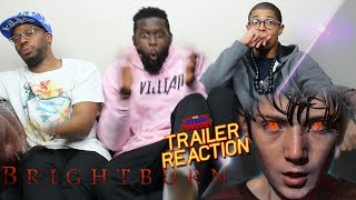 Brightburn Trailer 2 Reaction