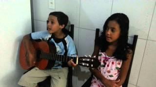 Ana Paula e Bernardo - Menino da Porteira