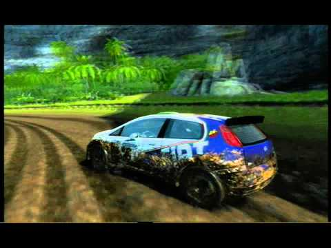 SEGA RALLY   XBOX 360   GRAND PUNTO RALLY   replay 30