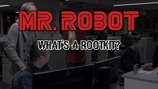 Mr. Robot - What's A Rootkit? (S01E01) [HD]