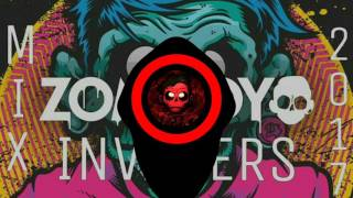 ZOMBOY - INVADERS (MIX 2017)