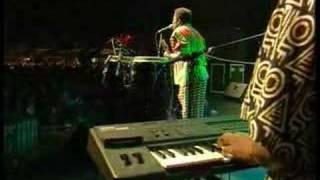 Bonga ( concert les nuits du sud 3 )