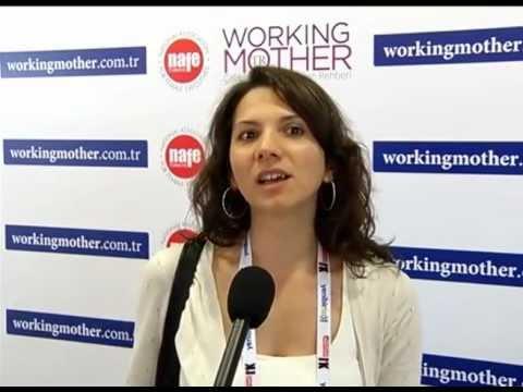 Çalışan annelerle röportajlar - Yeşim Yıldızöz