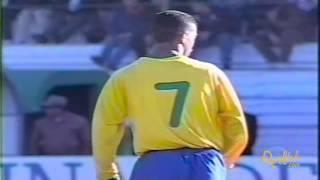 Brasil 3 x 0 Chile - Amistoso Pre Olimpico Florianopolis (12/08/2000)