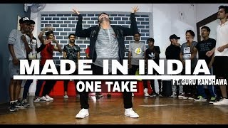 """MADE IN INDIA Guru Randhawa 