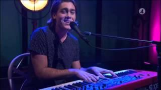 Benjamin Ingrosso - Fall in love (Live) - Vardagspuls (TV4)