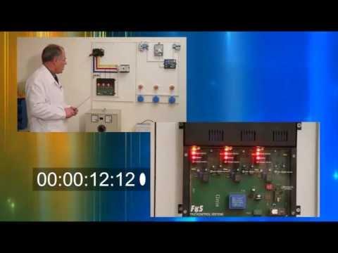 Aşırı Yüksek Voltaj, Düşük Voltaj Şebeke Kontrol ve Koruma Cihazı ( Sanayi Tipi )