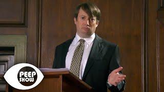 Gerard's Funeral - Peep Show
