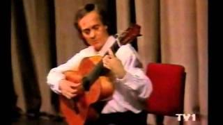 Paco Peña - Granada en Flor (Zorongo and Variations)