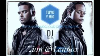 Zion & Lennox - Tuyo Y Mio DJ Safry Reggaeton Remix 2016