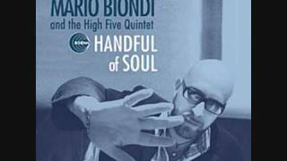 No mercy for me - Mario Biondi & The High Five Quartet
