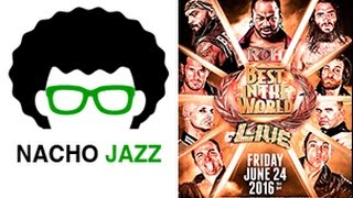 Nacho Jazz: Analisis Best in the World 2016