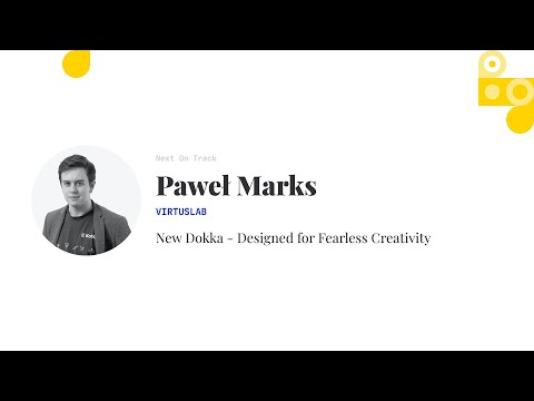 New Dokka - Designed for Fearless Creativity