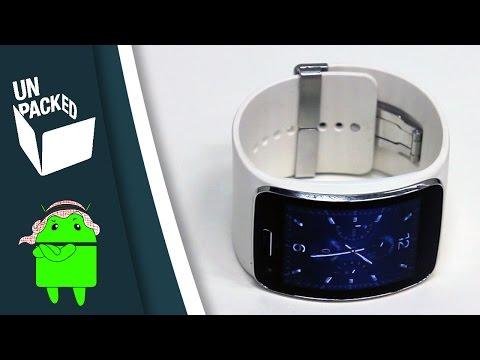 تعرف أكثر على الجير اس | Samsung Gear S Hands-on