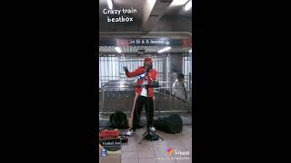 Likee VERBALASE crazy train beatbox 🚂