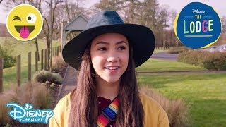 The Lodge | Figure It Out Song: Kaylee  | Official Disney Channel UK