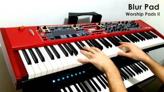 Worship Pads II - Nord Stage 2 2EX (por Bruno Borges)