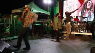 Stephen & Damian Marley - The Mission (Live at Bob Marley Birthday Bash)