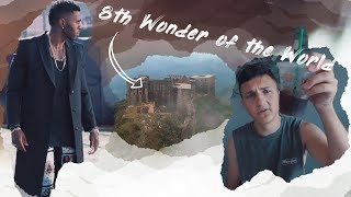 I went to the 8th Wonder of the World! w/ JASON DERULO