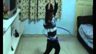 Concurso Bambolê Patati Patatá - William vídeo 2