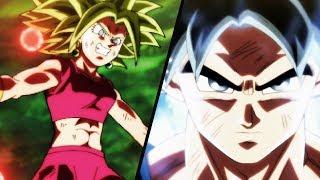 Goku Vs Kefla 「 AMV 」- Dragon Ball Super | Warriors
