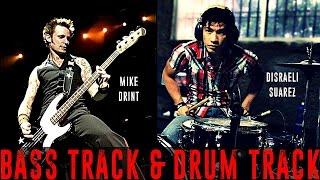 Green Day - Bang Bang - Bass Track & Drum Track