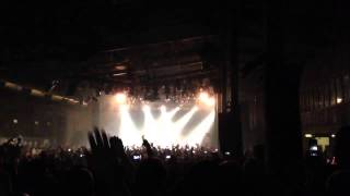 Kendrick Lamar - Backseat Freestyle - Live @ Stuttgart, Germany 22/01/13