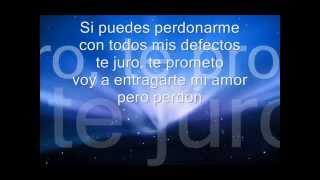 """Perdoname (Voy A Cambiar Por Ti) - Claudio Alcaraz """"Letra"""""""