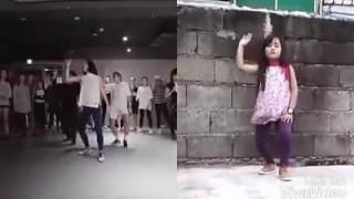 Closer,step dance.Adult vs. Kid;