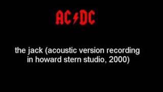 AC/DC - The Jack (Accoustic Version 2000)
