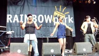 RAINBOW  DORDRECHT - TEAM LATINO (BE)  - 12-6-2011.