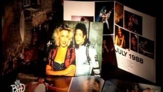 Kim Wilde Statements - Michael Jackson's Bad Album Celebrates 25 Years
