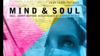 DJaneThunderpussy feat  Tasos Fotiadis   Mind & Soul Cuebrick Radio Mix