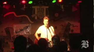 "RadioBDC - Frank Turner performs a cover of Tom Jones's ""Delilah"""