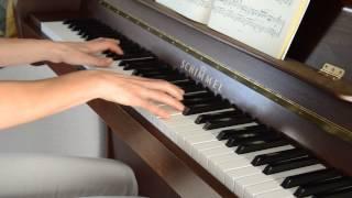 Sarah Verhasselt - Piano - Habanera de Carmen  Bizet
