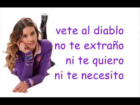 Vete Al Diablo de Paulina Goto Letra y Video